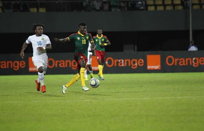 CAN 2017 : Cameroun et Burkina Faso font 1-1