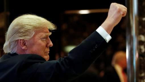 """Le manque d'humour de Trump est """"profondément problématique"""""""