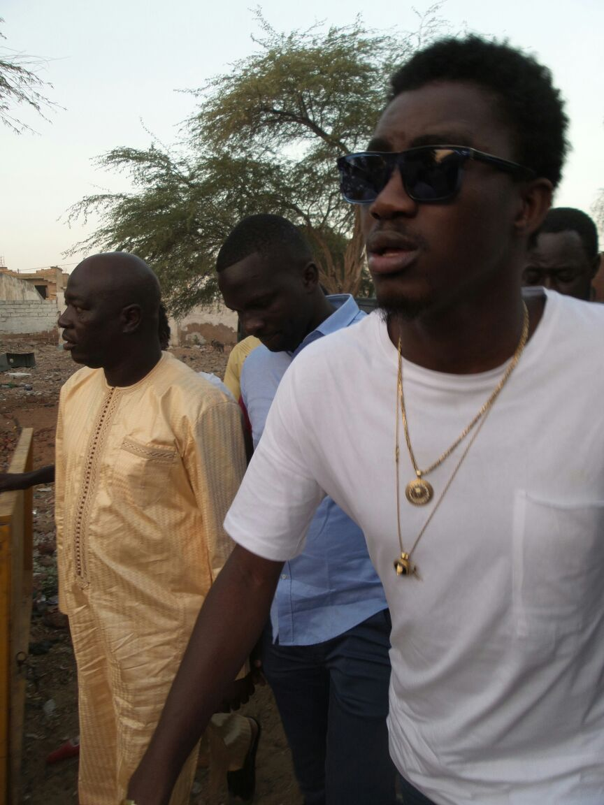 Images du méga meeting de rentrée politique de Mamadou Mamour Diallo
