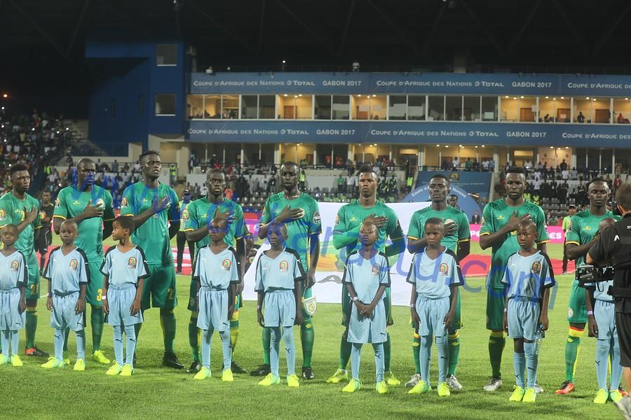 Le Sénégal enregistre la première victoire de la CAN 2017