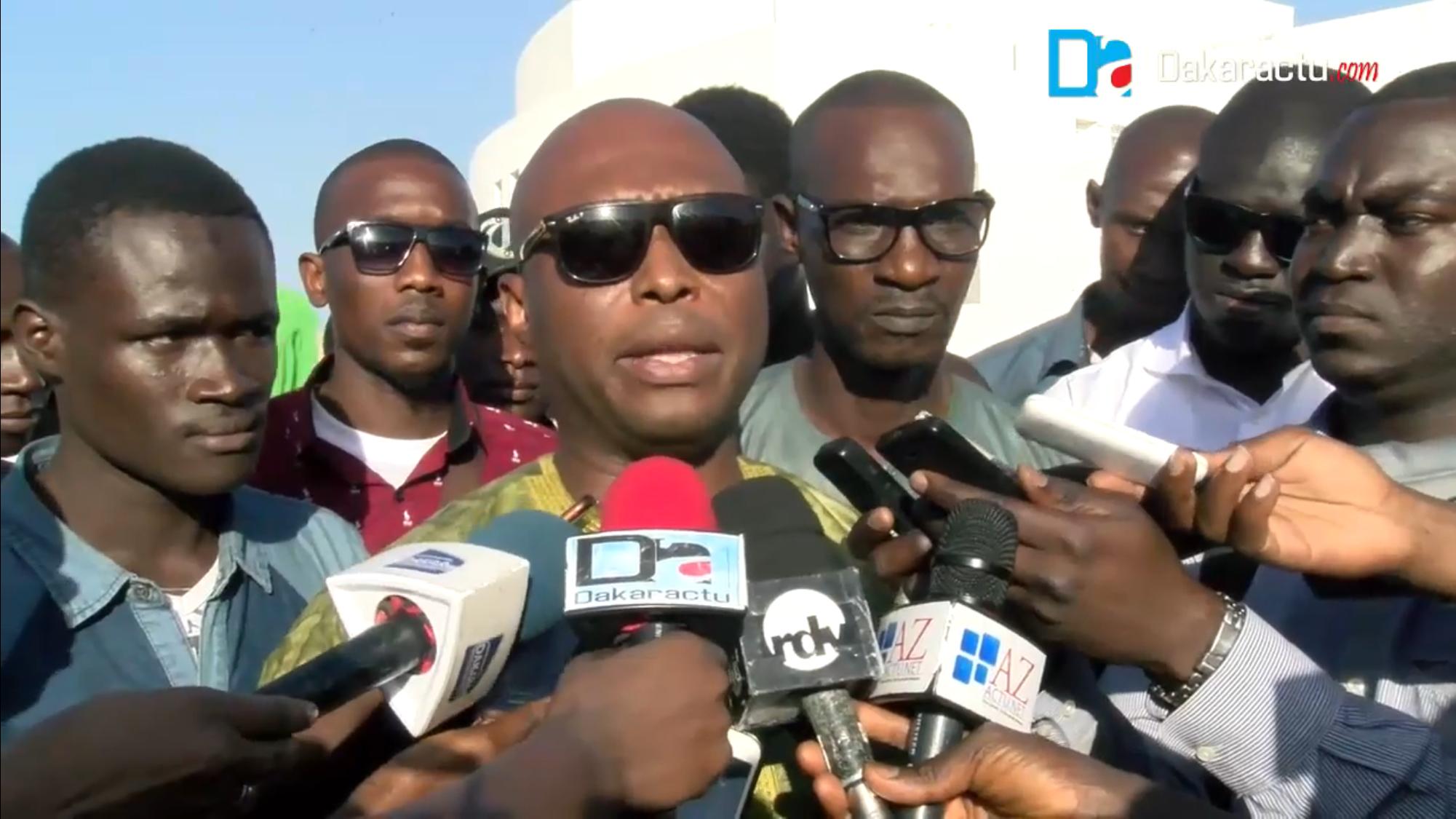 Barthélémy Dias au pouvoir : « Seuls les adversaires de Macky Sall sont en prison »