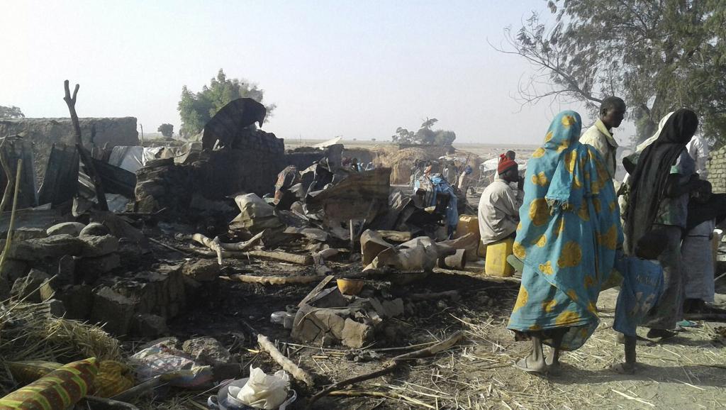 Nigeria : 52 morts dans des frappes aériennes de l'armée dans un camp de déplacés