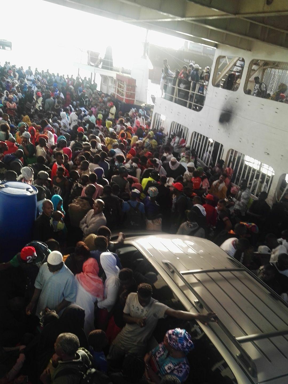 CRAINTE D'OPÉRATION MILITAIRE DE LA CEDEAO : Médina Sabakh, lieu de refuge des sénégalo-gambiens
