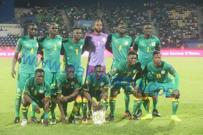 Deuxième journée : Le Sénégal à une victoire des quarts de finale
