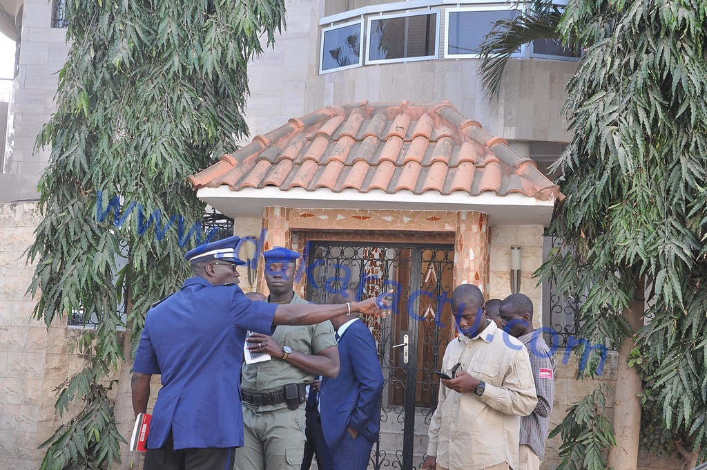 DAKAR : Investiture de Adama Barrow sous haute surveillance policière
