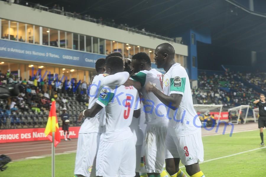 Can  2017 : Le Sénégal se qualifie en quart et espère la 1ère place du groupe B