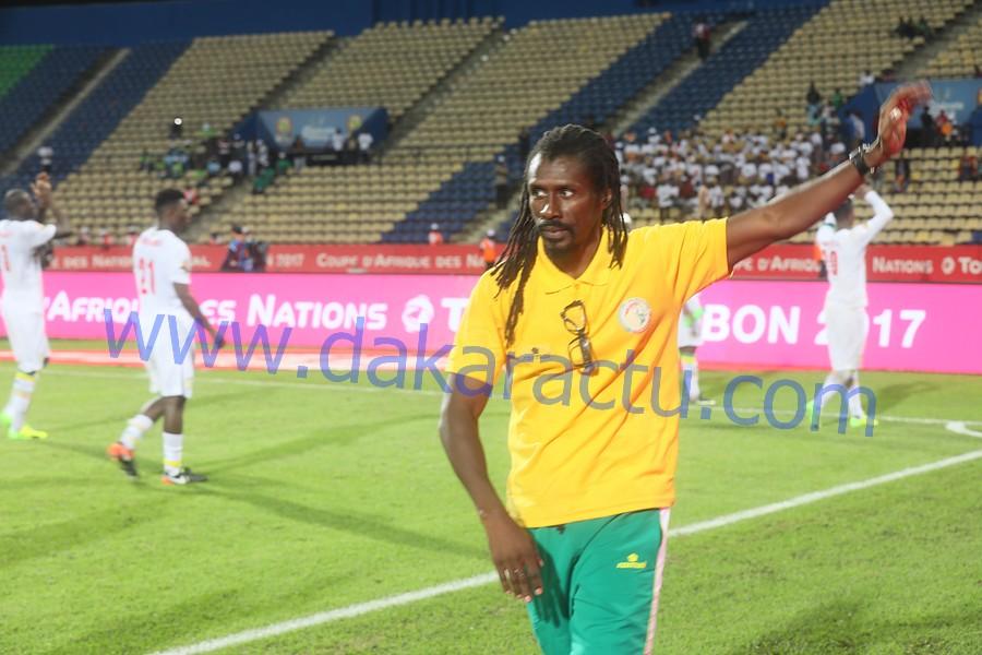 Aliou Cissé : « Il ne faut pas se gargariser (…) contre l'Algérie nous mettrons la meilleure équipe …»