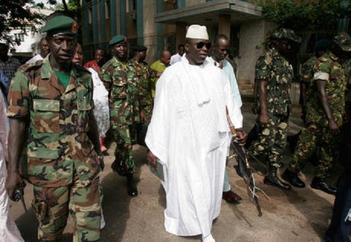 Gambie: échanges de tirs entre des militaires gambiens et les soldats de la mission de la CEDEAO (MICEGA)