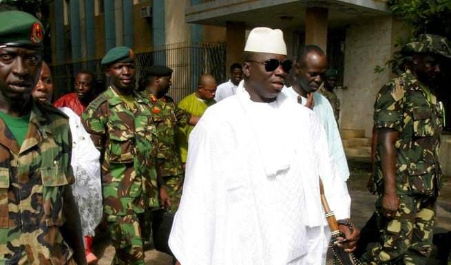 GAMBIE : Yahya Jammeh, le lieutenant devenu chef d'Etat assoiffé de pouvoir