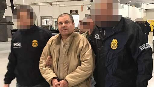 """""""El Chapo"""" plaide non coupable devant la justice américaine"""