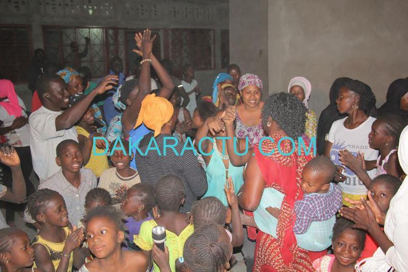 Départ de Yahya Jammeh du pouvoir : Les déplacés gambiens de Karang manifestent leur joie