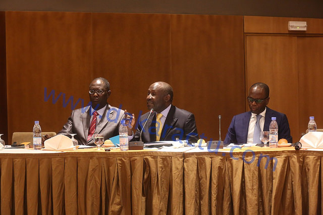 Assemblée Générale  de l'ABENAM : Abdou Fouta DIAKHOUMPA réélu à sa tête