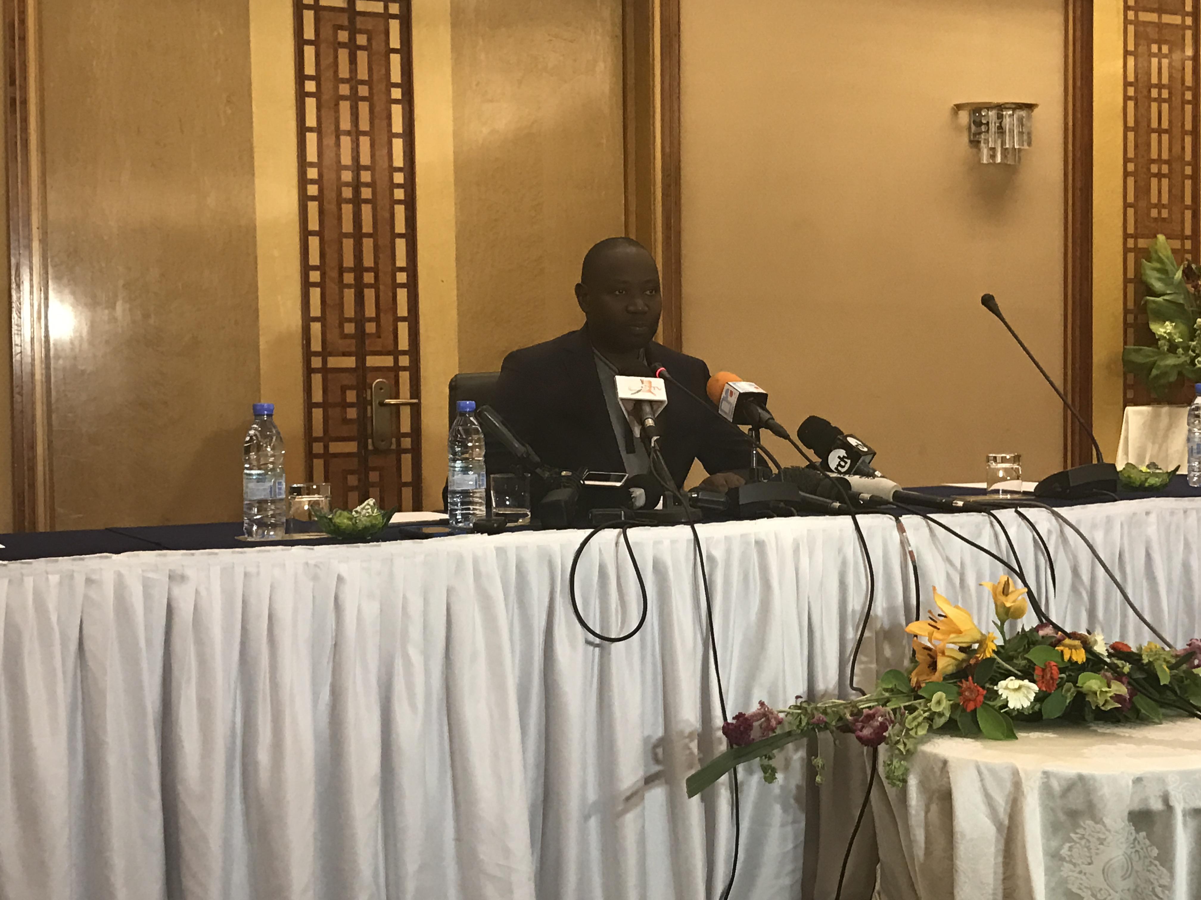 """Me AHMED FATY : """" Nous avons une équipe expérimentée autour du président Barrow (...) Il formera un bon Gouvernement (...) Le président Barrow rentrera dans les prochains jours """""""