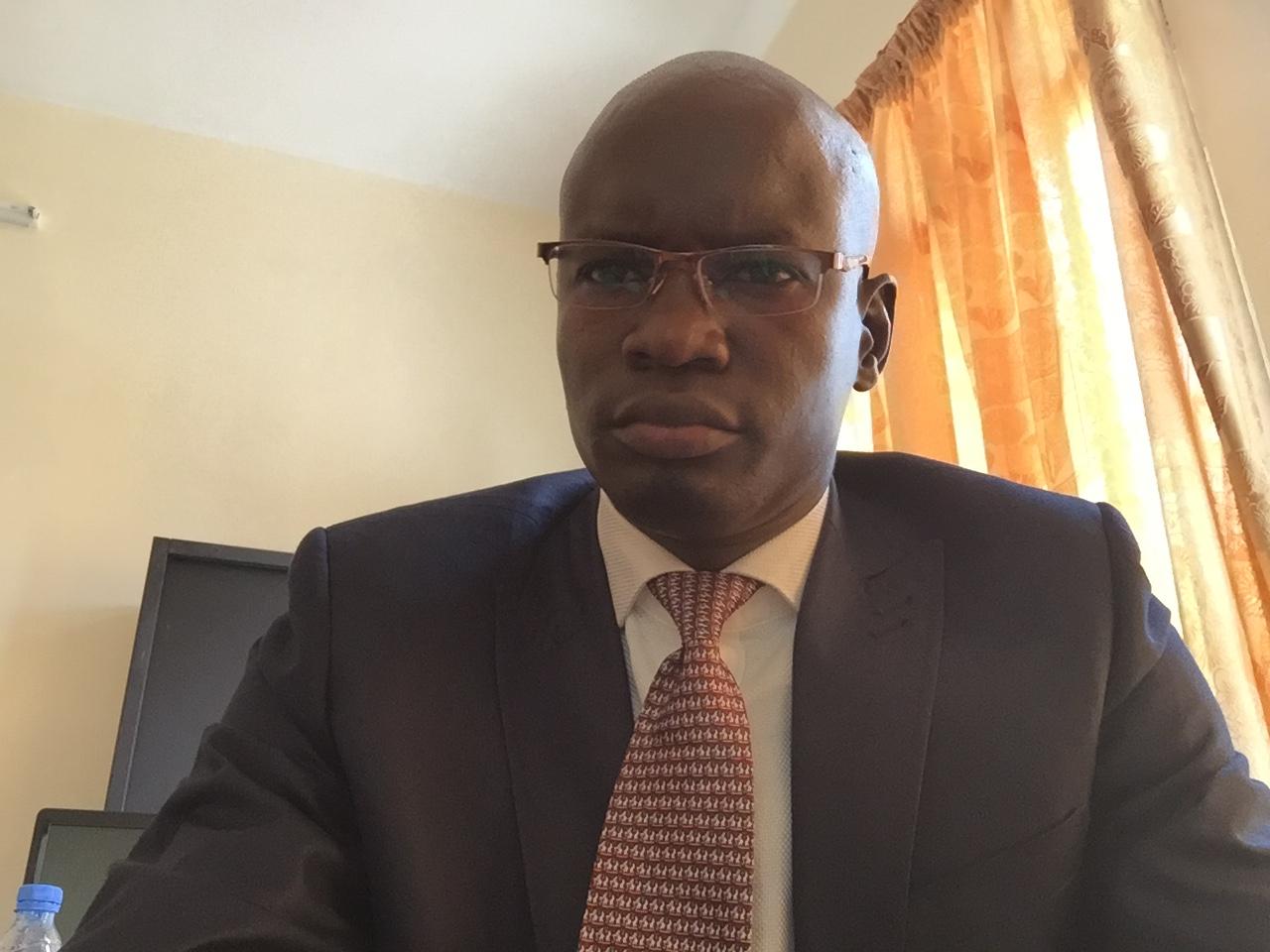 MAME BOUNAMA SALL, SECRÉTAIRE GÉNÉRAL DU MNJS : « Khalifa Sall a trahi Pape Babacar Mbaye, il est la taupe de Wade dans les instances du Ps »