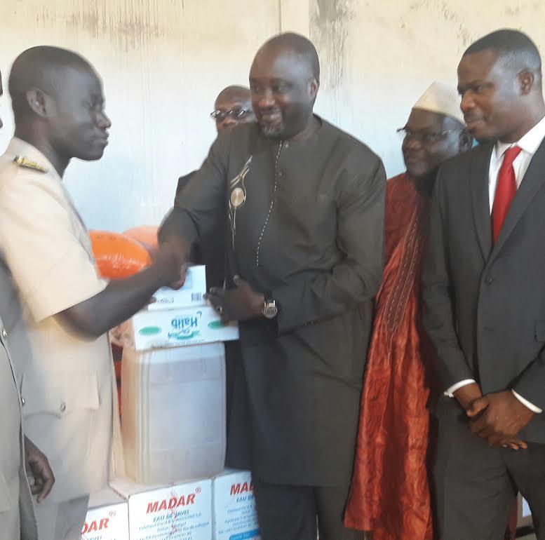 CRISE EN GAMBIE - L'Aned  au secours des réfugiés massés dans le Sud du pays