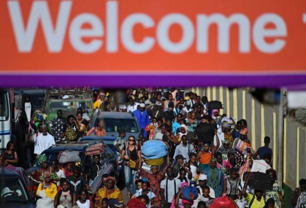 RETOUR : 8000 réfugiés Gambiens sont retournés au pays depuis le départ de Jammeh