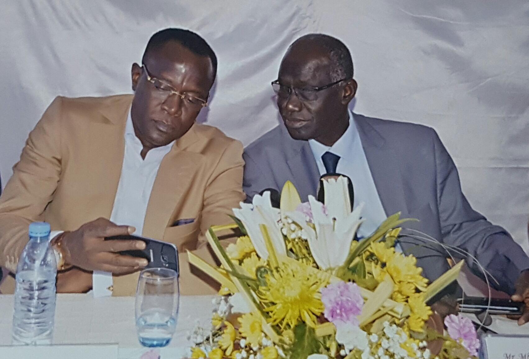 Mbagnick Ndiaye vide sa supposée opposition avec Yakham Mbaye