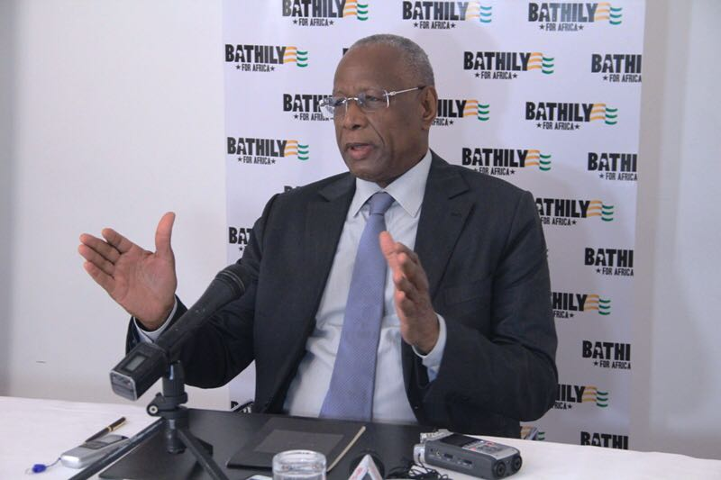 Panel sur les perspectives de l'Union africaine : Abdoulaye Bathily invite les africains à affirmer leur identité