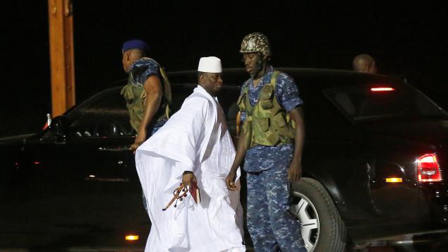 GAMBIE : Yaya Jammeh, le braquage du siècle