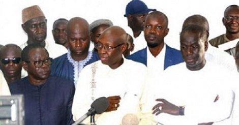 «Discussions sur le processus électoral» : Mànkoo Wattu Senegaal décline l'invitation du ministre de l'Intérieur