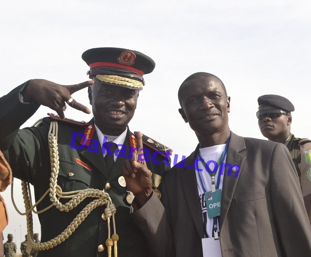 GAMBIE : Le CEMGA Ousmane Badji refait surface