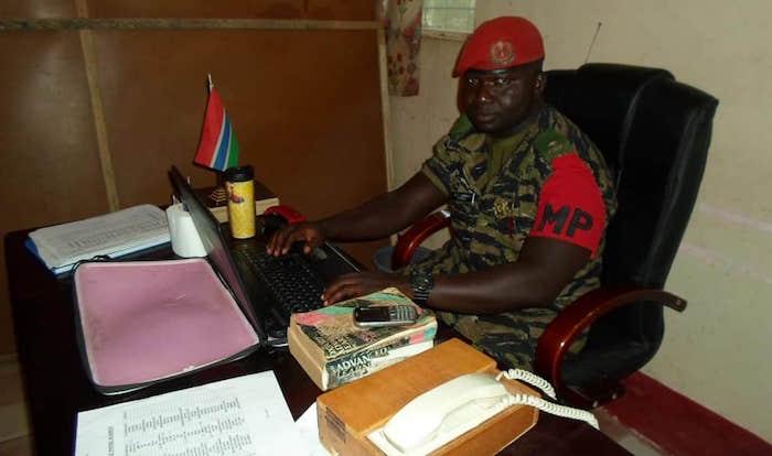 GAMBIE : Le Commandant de la State House Nuha William Jammeh a pris la fuite