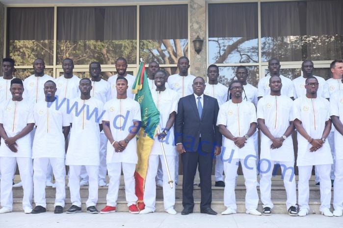 CAN 2017 : Message du Président Macky Sall aux Lions après la défaite face au Cameroun