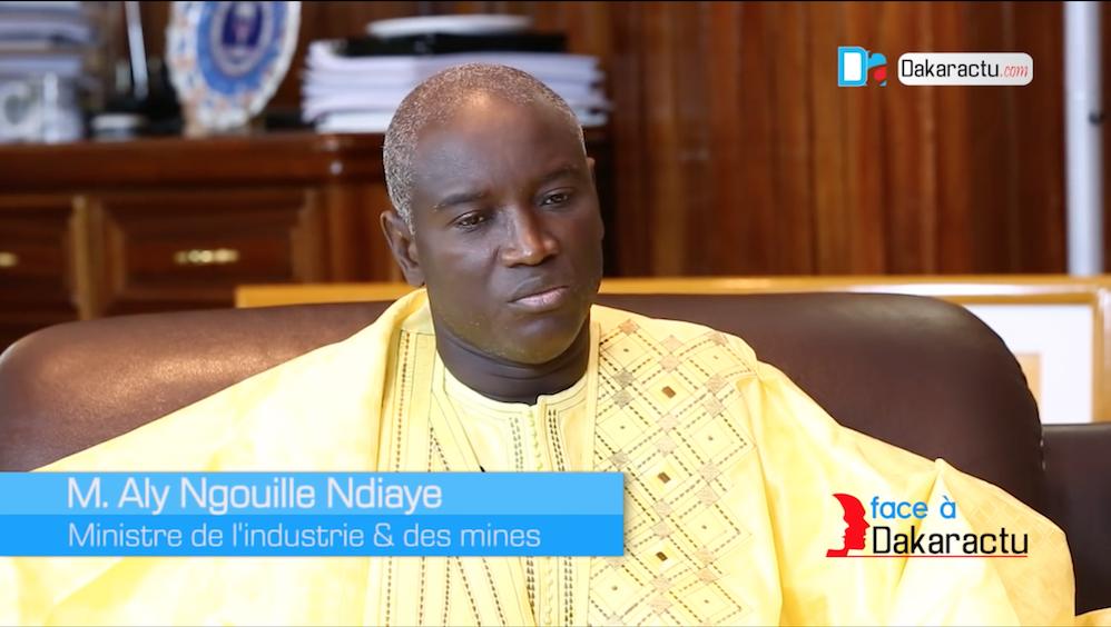 L'hommage du Ministre Aly Ngouille Ndiaye aux Lions de la Téranga
