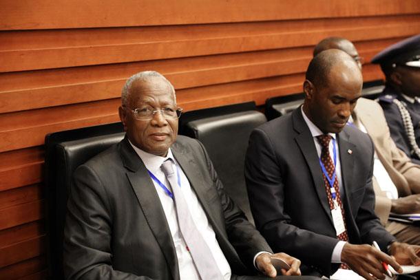 PRÉSIDENCE DE LA COMMISSION DE L'UA : La CEDEAO réitère son soutien à Abdoulaye Bathily (officiel)