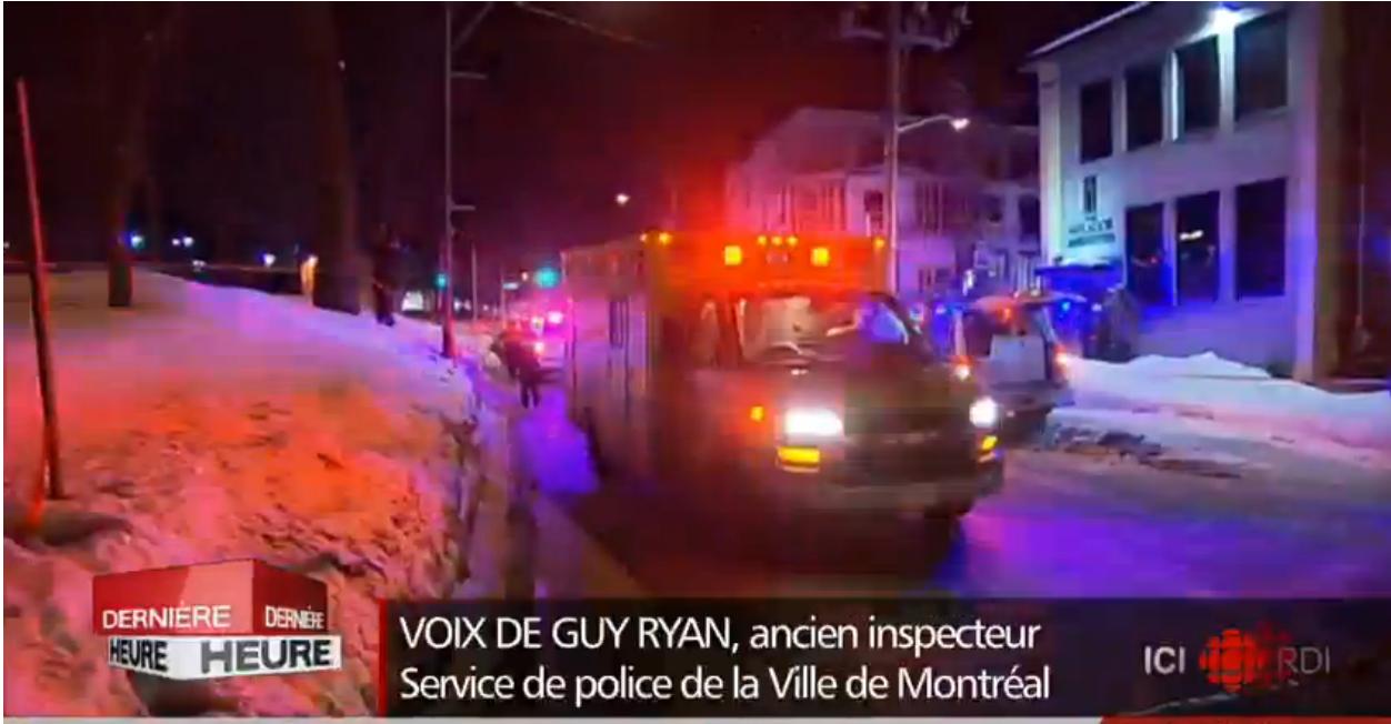CANADA : Fusillade mortelle dans une mosquée de Québec, plusieurs morts