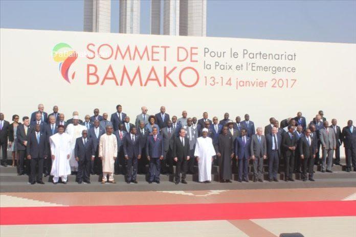 SOMMET FRANCE-AFRIQUE AU MALI : Bamako a échappé à un attentat