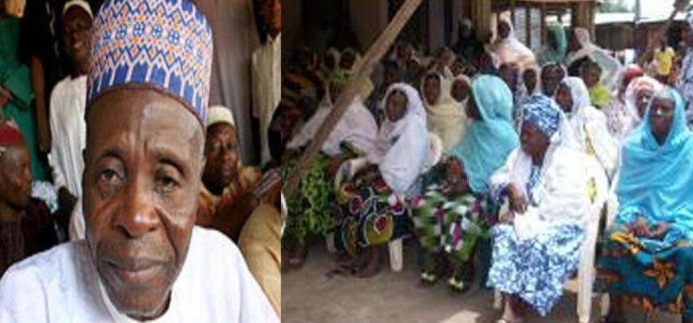 Nigeria : L'homme aux 86 femmes est mort