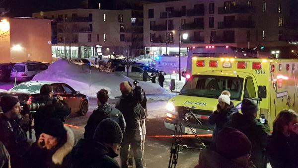 Fusillade de Québec : Un suspect et un témoin interpellés par la police