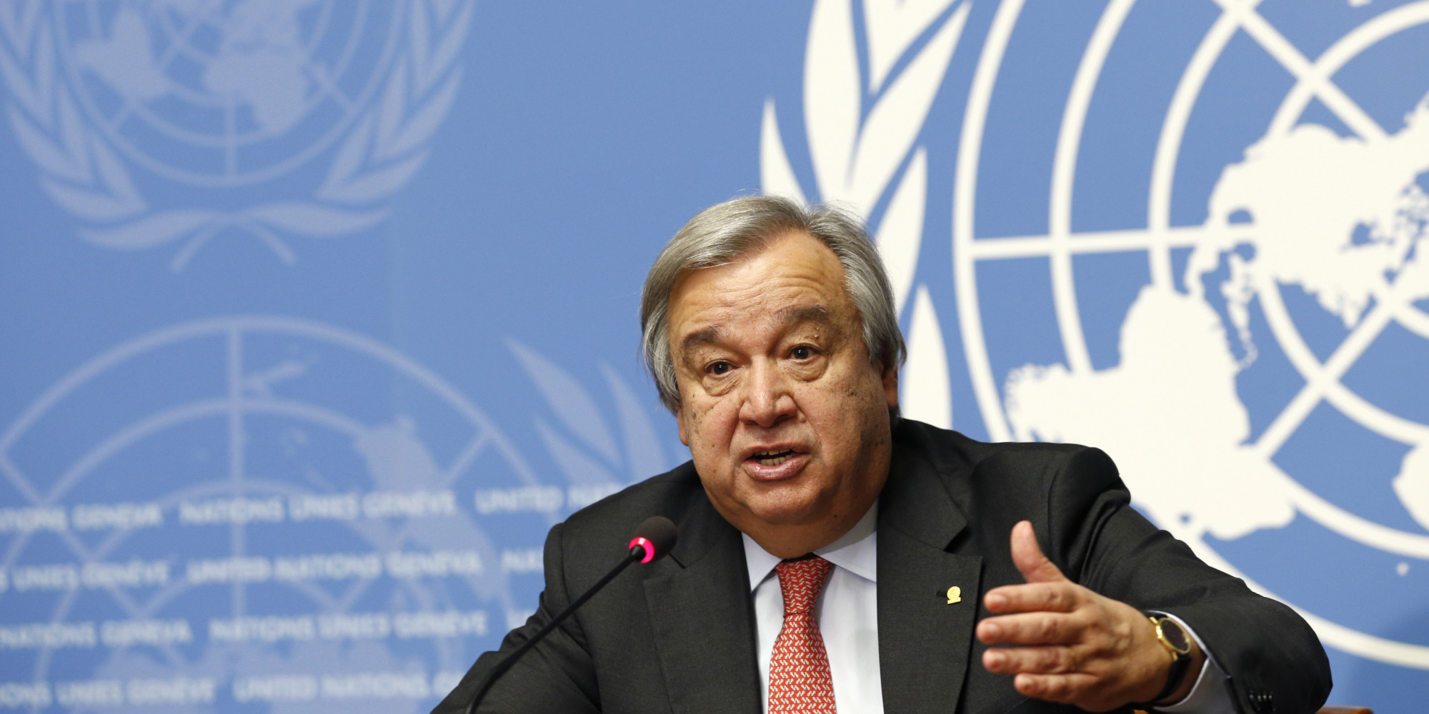 ONU: Antonio Guterres critique vertement le décret anti-immigration de Donald Trump