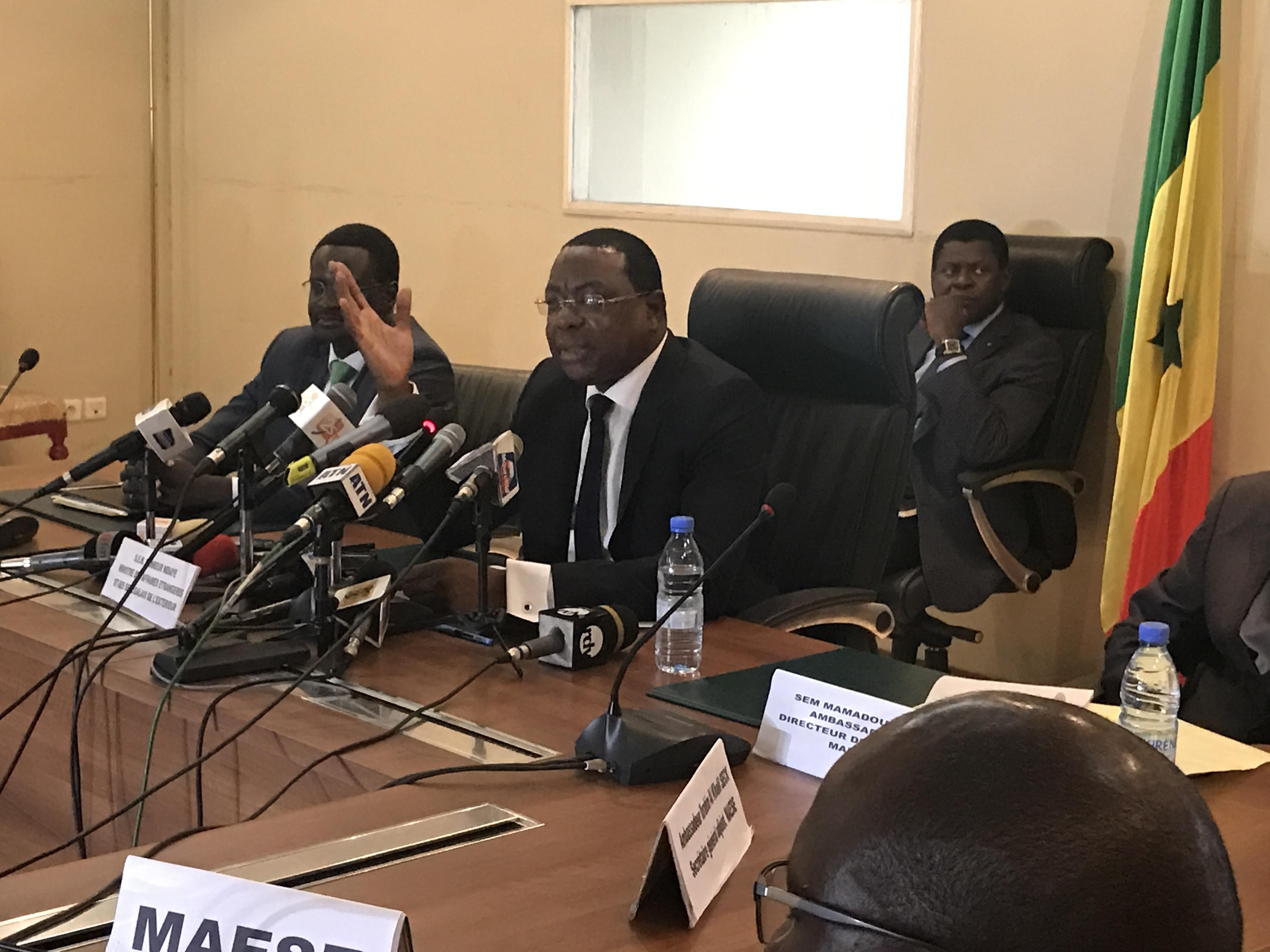 """Mankeur Ndiaye sur l'échec de la candidature de Bathily : """"La CEDEAO n'a pas joué franc-jeu à cause de querelles de positionnement et des intérêts personnels """""""