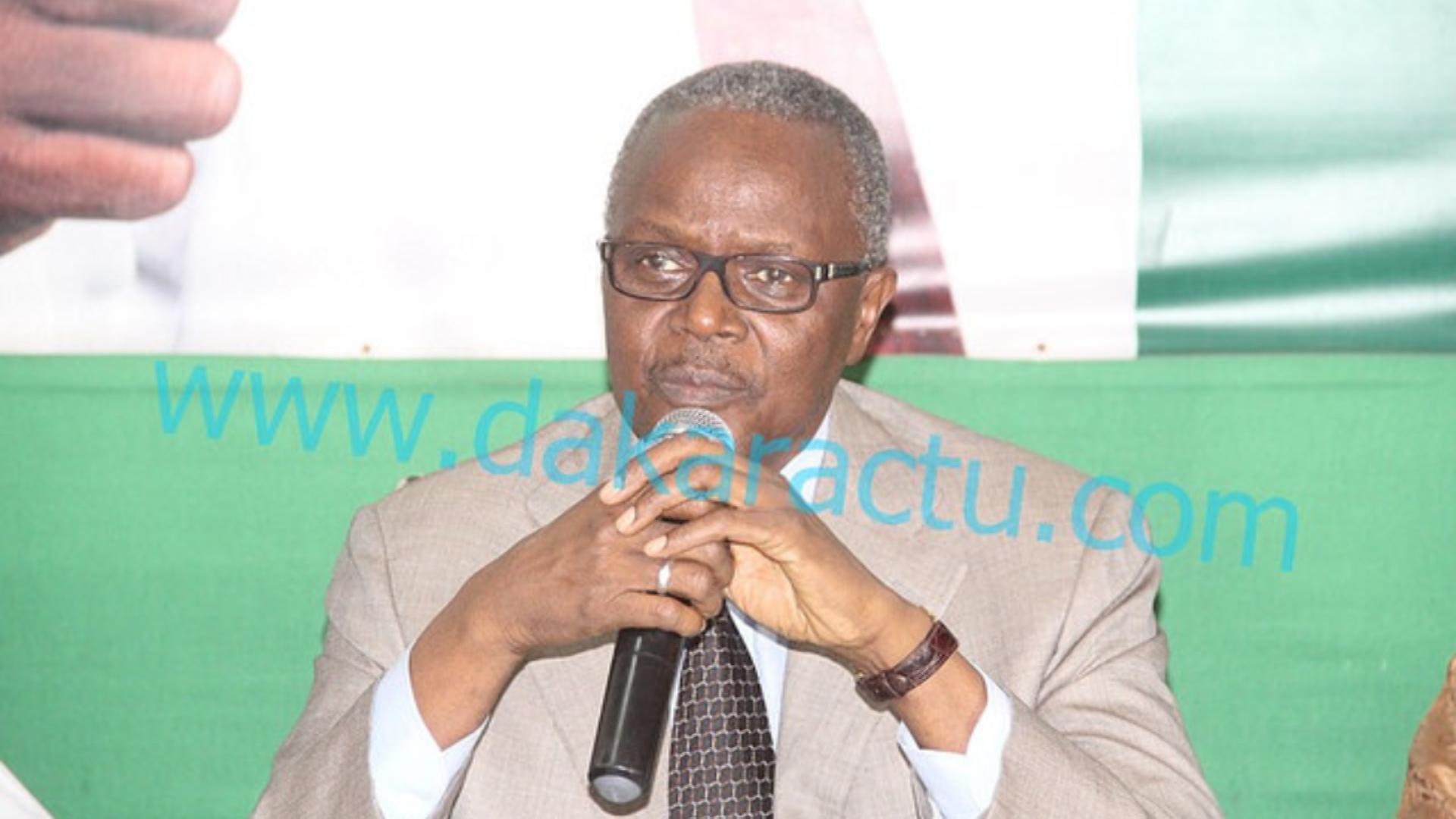 Ousmane Tanor Dieng sur les problèmes du PS : « Nous ne sommes pas le genre de personne que des bavardages comme ça peuvent influencer »