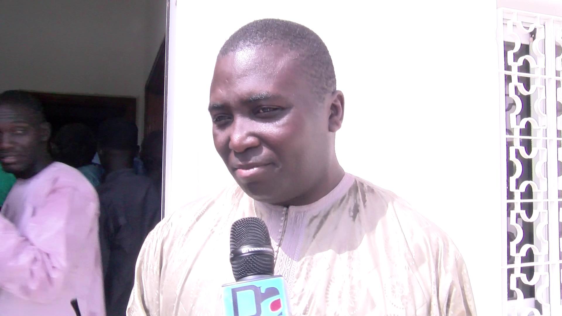 EN PRISON DANS L'AFFAIRE DU SACCAGE DE LA MAISON DU PS : Bamba Fall écrit une lettre ouverte au Président Macky Sall