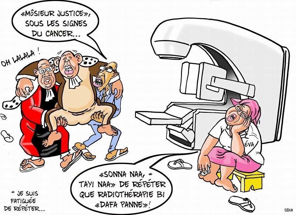 Aux Urgences (La Tribune d'Odia)