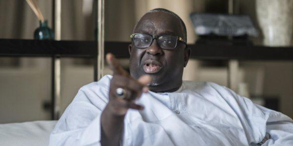 Papa Massata Diack parle : « Avec Lamine Diack, nous n'avons fait aucune erreur » (Jeune Afrique)