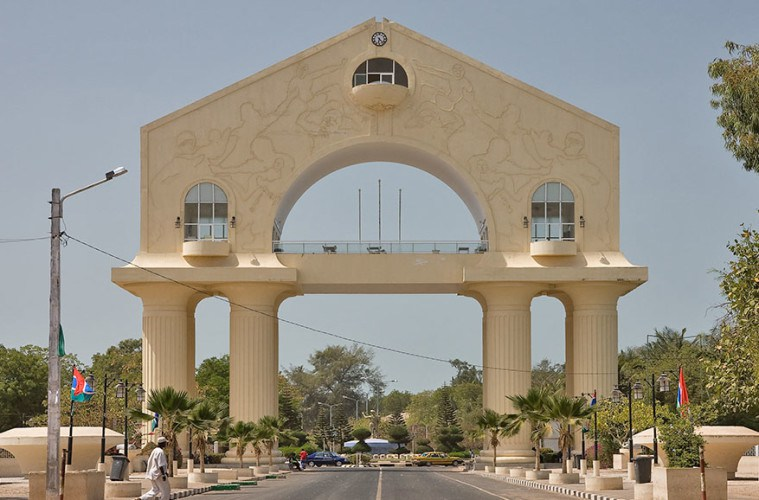 FIN D'EXIL :  L'ancien vice-président gambien Saihou Sabally est rentré au pays