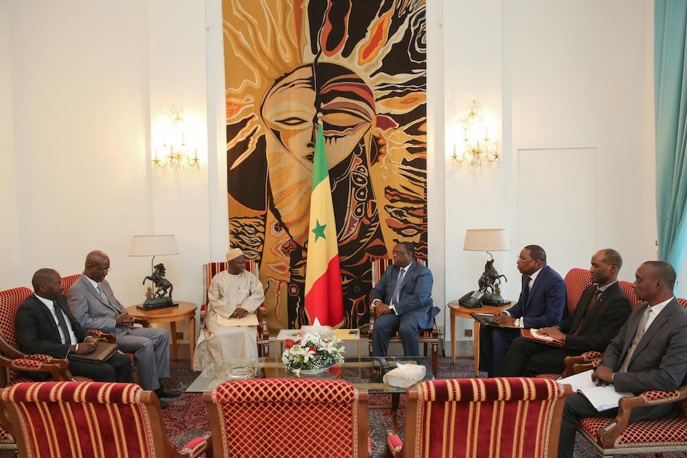 Le président Macky Sall invité d'honneur de la fête nationale de la Gambie