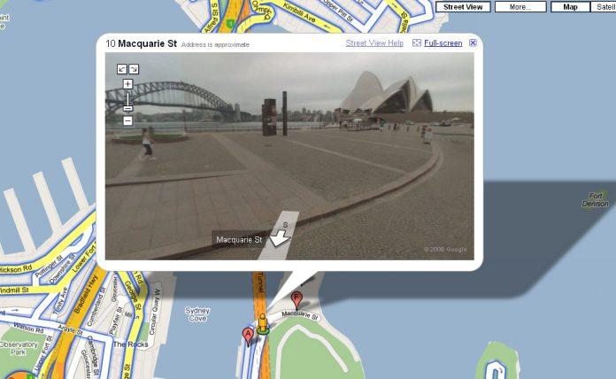 GOOGLE lance Street View au Sénégal