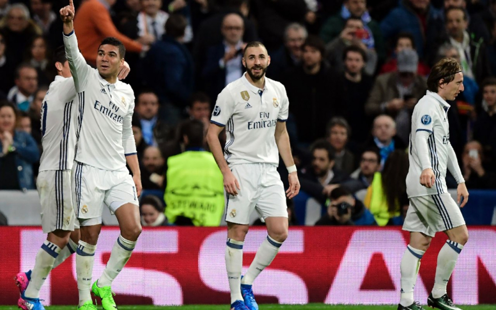 FOOT - LIGUE DES CHAMPIONS (8ES DE FINALE ALLER) : Le Real Madrid prend une belle option