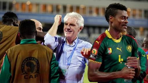 Hugo Broos : il veut déjà quitter le Cameroun !