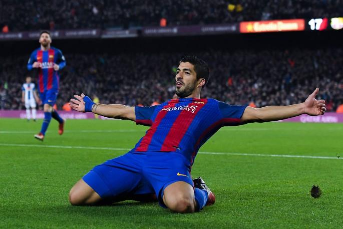 Le Barcelonais Luis Suarez croit à l'exploit contre le PSG
