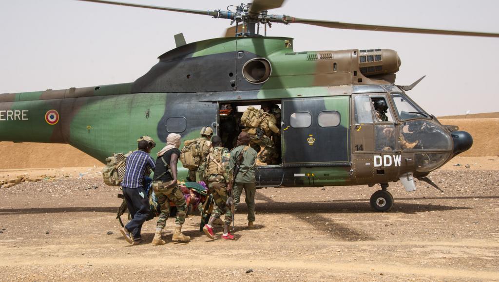 MALI : Un bus de civils explose sur une mine dans la région de Gossi