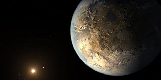 La NASA a trouvé 7 planètes semblables à la Terre autour d'une étoile