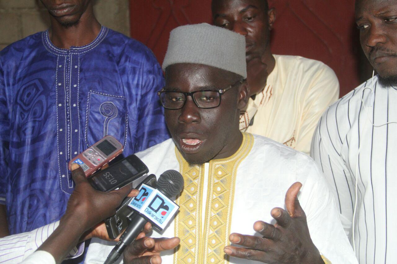 MAME GOR ATHIE : «  A Touba, ne sera plus député qui veut ! »