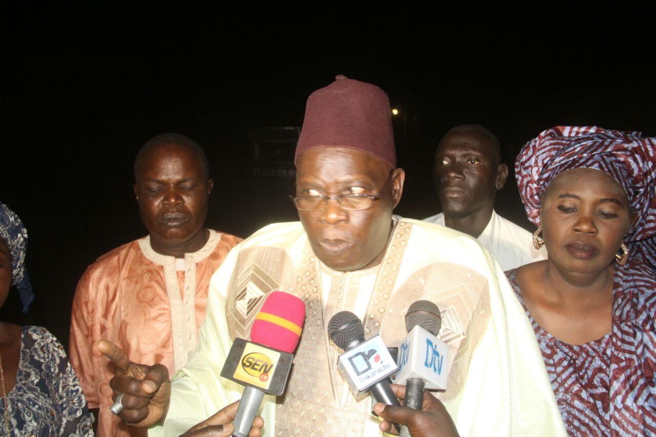 CHEIKH GUÈYE (Ancien consul) : « Diourbel est en retard et elle est victime de ses leaders »