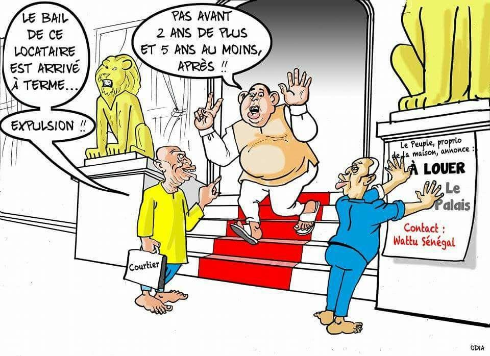 Expulsion impossible, bail prolongé (La Tribune d'Odia)